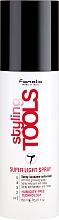 Düfte, Parfümerie und Kosmetik Glanzspray mit Anti-Frizz Effekt - Fanola Tools Super Light Spray