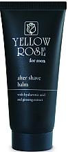 Düfte, Parfümerie und Kosmetik After Shave Balsam mit Hyaluronsäure und Ginsengextrakt - Yellow Rose For Men After Shave Balm