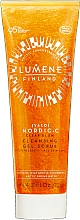 Düfte, Parfümerie und Kosmetik Reinigendes Gesichtsgel-Peeling für strahlende Haut - Lumene Valo Nordic-C Clear Glow Cleansing Gel Scrub