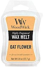 Düfte, Parfümerie und Kosmetik Duftwachs Oat Flower - WoodWick Wax Melt Oat Flower