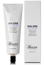 Düfte, Parfümerie und Kosmetik Erfrischendes cremiges Gesichtspeeling für Männer mit Walnussschalenpulver - Baxter of California Facial Scrub