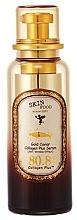 Düfte, Parfümerie und Kosmetik Anti-Falten Gesichtsserum mit Gold, Kaviar und Kollagen - Skinfood Gold Caviar Collagen Plus Serum