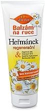 Düfte, Parfümerie und Kosmetik Regenerierender Handbalsam mit Kamillenextrakt - Bione Cosmetics Hermanek