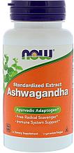 Düfte, Parfümerie und Kosmetik Nahrungsergänzungsmittel Ashwagandha-Extrakt 450 mg Kapseln - Now Foods Ashwagandha