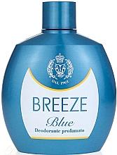 Düfte, Parfümerie und Kosmetik Breeze Squeeze Deodorant Blue - Parfümiertes Deospray