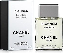 Düfte, Parfümerie und Kosmetik Chanel Egoiste Platinum - Eau de Toilette