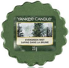 Düfte, Parfümerie und Kosmetik Tart-Duftwachs Evergreen Mist - Yankee Candle Evergreen Mist Wax Melts