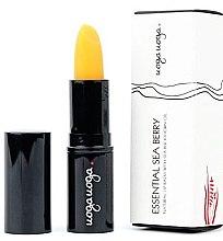 Düfte, Parfümerie und Kosmetik Natürlicher Lippenbalsam mit Sanddornöl - Uoga Uoga Natural Lip Balm With Sea-Buckthorn Oil