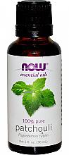 Düfte, Parfümerie und Kosmetik 100% Reines ätherisches Patschuliöl - Now Foods Essential Oils 100% Pure Patchouli