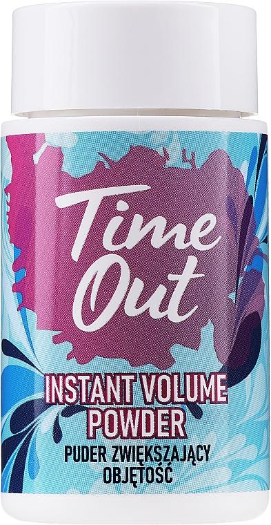 Haarpuder für mehr Volumen - Time Out Instant Volume Powder