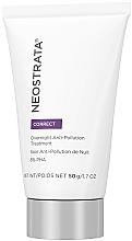 Düfte, Parfümerie und Kosmetik Nachtgel für das Gesicht - Neostrata Correct Overnight Anti-Pollution Treatment 8% PHA