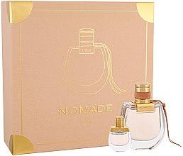 Düfte, Parfümerie und Kosmetik Chloe Nomade - Duftset (Eau de Parfum 50ml + Eau de Parfum 5ml)