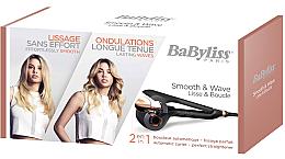 Düfte, Parfümerie und Kosmetik Automatischer Haarstyler - Babyliss Smooth & Wave C2000E