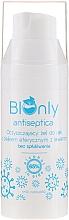Düfte, Parfümerie und Kosmetik Antibakterielles Handgel mit ätherischem Lavendelöl - BIOnly Antiseptica Antibacterial Gel