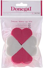 Düfte, Parfümerie und Kosmetik Schminkschwämme 8 St. 9672 - Donegal Deluxe Make-Up Kits
