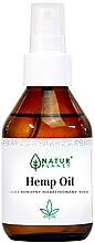 100% Unraffiniertes Hanföl - Natur Planet Hemp Oil — Bild N3