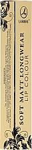 Düfte, Parfümerie und Kosmetik Flüssiger matter Lippenstift - Lambre Soft Matt Longwear Lip Colour