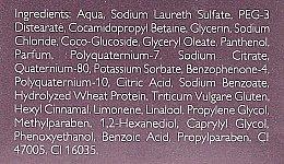 Feuchtigkeitsspendendes und pflegendes Aufbau-Shampoo - Alcina Care Factor 2 Restorative Shampoo — Bild N3