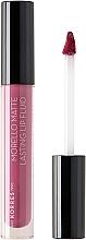 Düfte, Parfümerie und Kosmetik Langanhaltendes und mattierendes Lippenfluid - Korres Morello Matte Lasting Lip Fluid