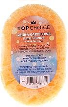 Düfte, Parfümerie und Kosmetik Badeschwamm 30451, gelb - Top Choice