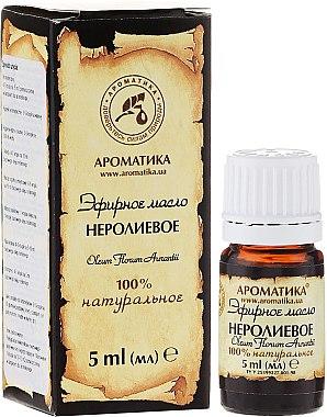 Ätherisches Bio Neroliöl - Aromatika