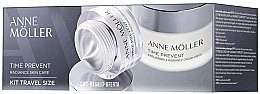 Düfte, Parfümerie und Kosmetik Gesichtspflegeset - Anne Moller Time Prevent (Gesichtscreme 50ml+Gesichtscreme 15ml)