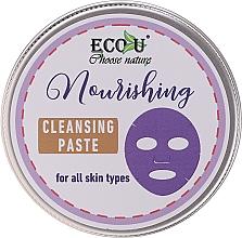Düfte, Parfümerie und Kosmetik Pflegende Gesichtsreinigungspaste für alle Hauttypen - ECO U Nourishing Cleansing Paste For All Skin Types