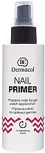 Düfte, Parfümerie und Kosmetik Gel-Nagellack-Primer - Dermacol Nail Primer