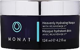 Düfte, Parfümerie und Kosmetik Feuchtigkeitsspendende Haarmaske - Monat Heavenly Hydrating Masque