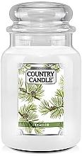 Düfte, Parfümerie und Kosmetik Duftkerze im Glas Fraser Fir - Country Candle Fraser Fir