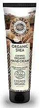 Düfte, Parfümerie und Kosmetik Handcreme mit Shea- und Mandelbutter - Planeta Organica Organic Shea Hand Cream