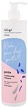 Düfte, Parfümerie und Kosmetik Mildes Pflegeshampoo mit natürlichem Lavendelöl und Urea für alle Haartypen - Kili·g Woman Gentle Conditioning Shampoo