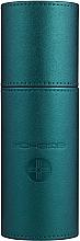 Düfte, Parfümerie und Kosmetik Make-up Pinselset - Eigshow Beauty Jade Green Brush Kit With Cylinder