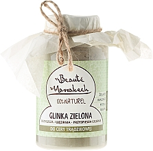 Düfte, Parfümerie und Kosmetik Marokkanische grüne Tonerde - Beaute Marrakech Green Clay