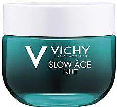 Düfte, Parfümerie und Kosmetik Revitalisierende Creme-Maske für die Nacht - Vichy Slow Age Cream & Mask (Mini)