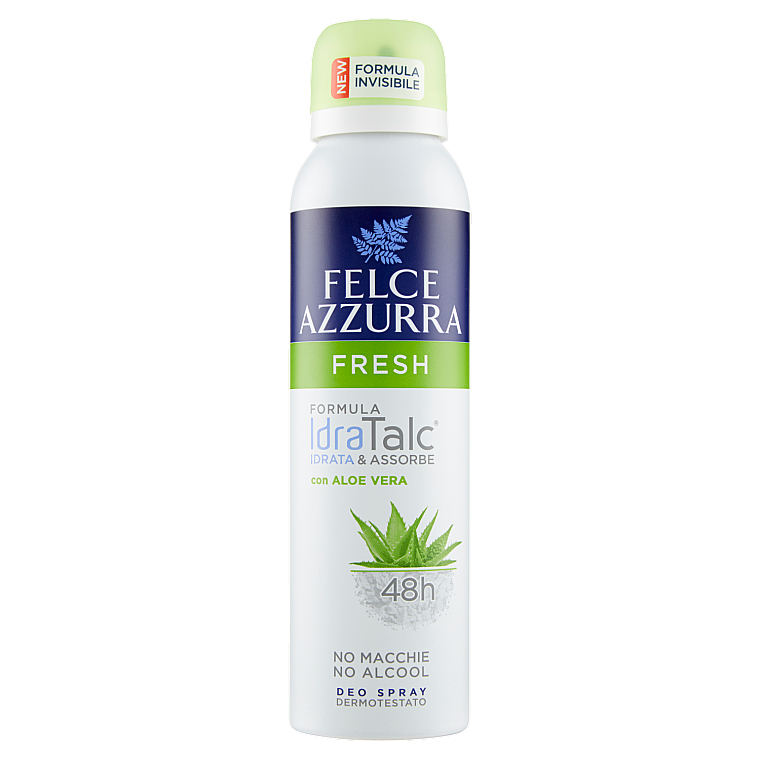 Deospray Fresh - Felce Azzurra Deo Deo Spray Fresh