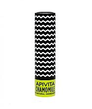 Düfte, Parfümerie und Kosmetik Lippenbalsam mit Kamille SPF 15 - Apivita Lip Care with Chamomile SPF 15