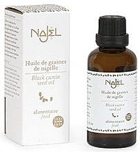 Düfte, Parfümerie und Kosmetik Schwarzkümmelöl - Najel Black Cumin Seed Oil