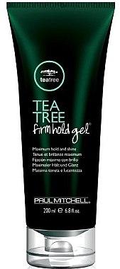 Haargel Maximaler Halt und Glanz - Paul Mitchell Tea Tree Firm Hold Gel