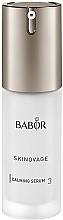 Düfte, Parfümerie und Kosmetik Gesichtsserum für empfindliche Haut gegen Rötungen und Irritationen - Babor Skinovage Calming Serum