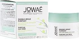 Düfte, Parfümerie und Kosmetik Gesichtsreinigungsmaske - Jowae Masque Argile Purifiant Purifying Clay Mask