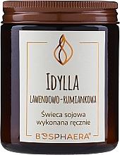 Düfte, Parfümerie und Kosmetik Soja-Duftkerze Idyll - Bosphaera