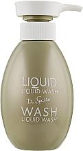 Düfte, Parfümerie und Kosmetik Flüssigseife zur erfrischenden Handwäsche mit Feigenextrakt, Aloe vera und Olivenöl - Dr. Spiller Liquid Wash