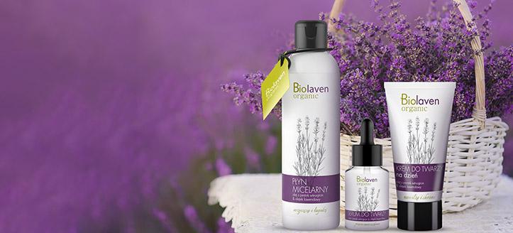 Beim Kauf von Biolaven Produkten ab CHF 17 erhalten Sie ein Mizellenwasser für das Gesicht geschenkt