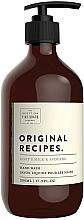 Düfte, Parfümerie und Kosmetik Flüssige Handseife mit Ziegenmilch und Avocado - Scottish Fine Soaps Original Recipes Goat's Milk & Avocado Hand Wash