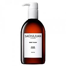 Düfte, Parfümerie und Kosmetik Feuchtigkeitsspendendes und beruhigendes Duschgel mit Bergamotten- und Zitronenduft - Sachajuan Ginger Flower Body Wash