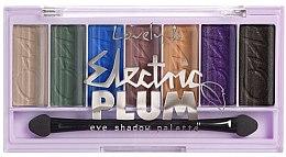 Düfte, Parfümerie und Kosmetik Lidschattenpalette - Lovely Electric Plum Eyeshadow