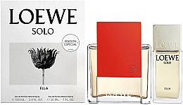 Düfte, Parfümerie und Kosmetik Loewe Solo Loewe Ella - Duftset (Eau de Parfum 100ml + Eau de Parfum 30ml)