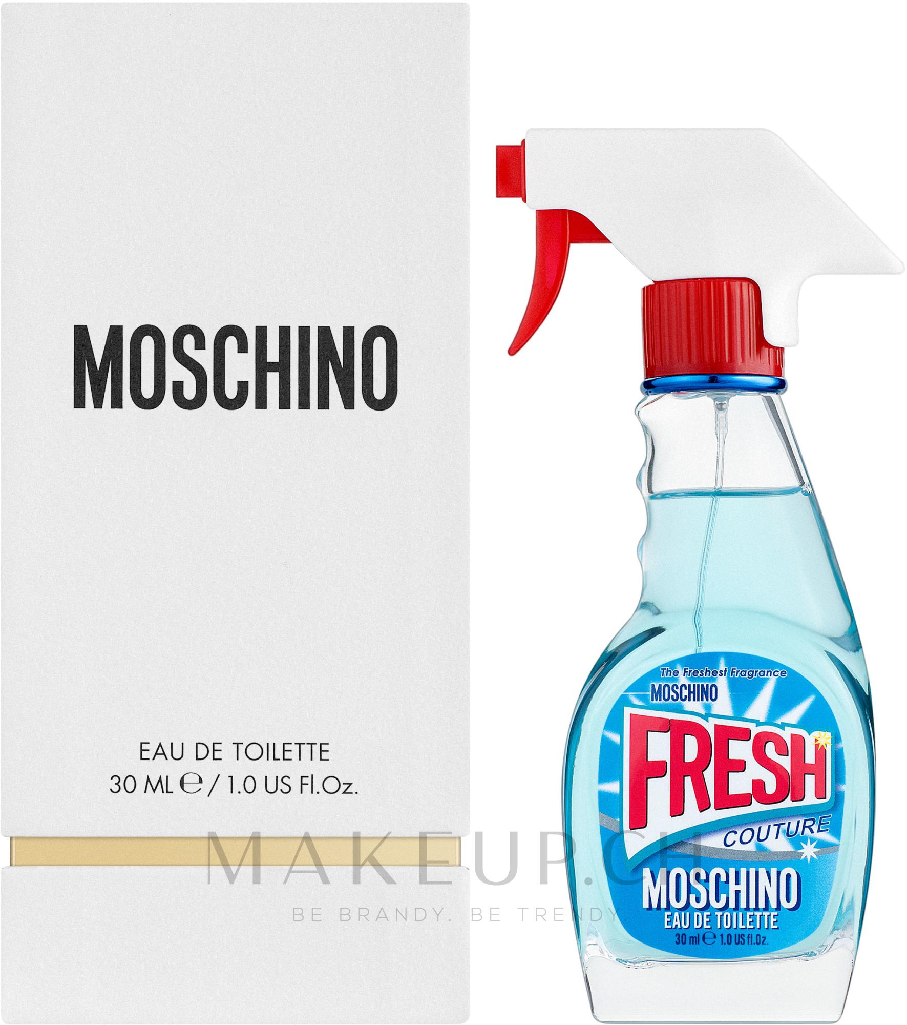 Moschino Fresh Couture - Eau de Toilette — Bild 30 ml