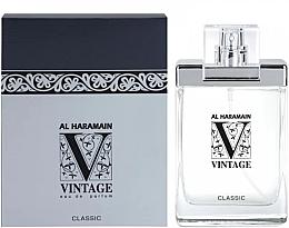 Düfte, Parfümerie und Kosmetik Al Haramain Vintage Classic - Eau de Parfum